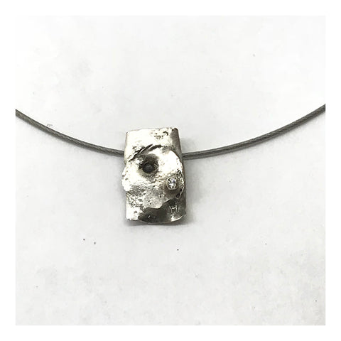Unique Art Jewelry Choker