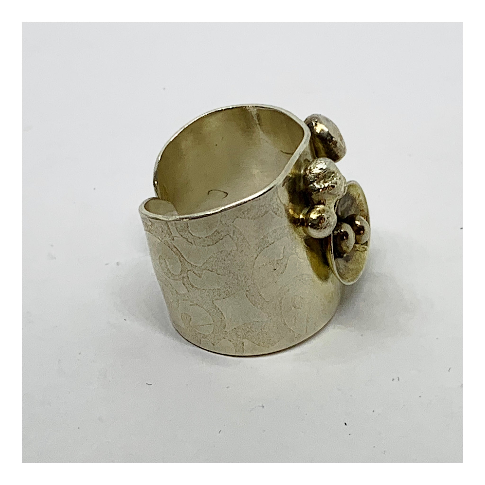 Adjustable 925 Silver Statement Ring Collection - AMaryThought Wholesale