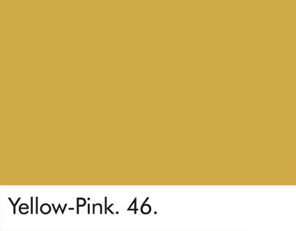 Little Greene - 46. Yellow-Pink