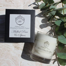 MULLED PEAR & SPICES CANDLE