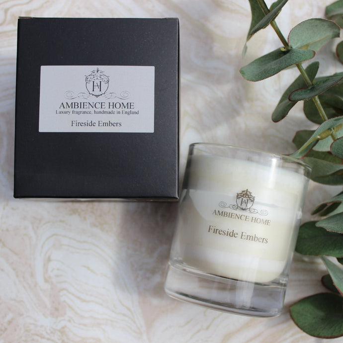 FIRESIDE EMBERS CANDLE