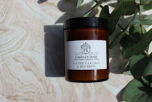 SALTED CARAMEL & BOURBON PHARMACY CANDLE