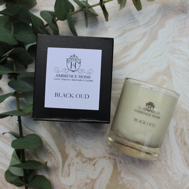 BLACK OUD CANDLE