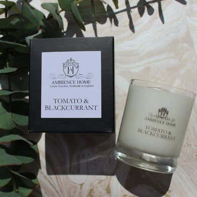 TOMATO & BLACKCURRANT CANDLE