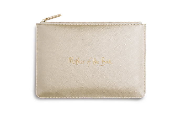 MOTHER OF THE BRIDE POUCH