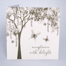 ACCEPTANCE WITH DELIGHT SMALL CARD