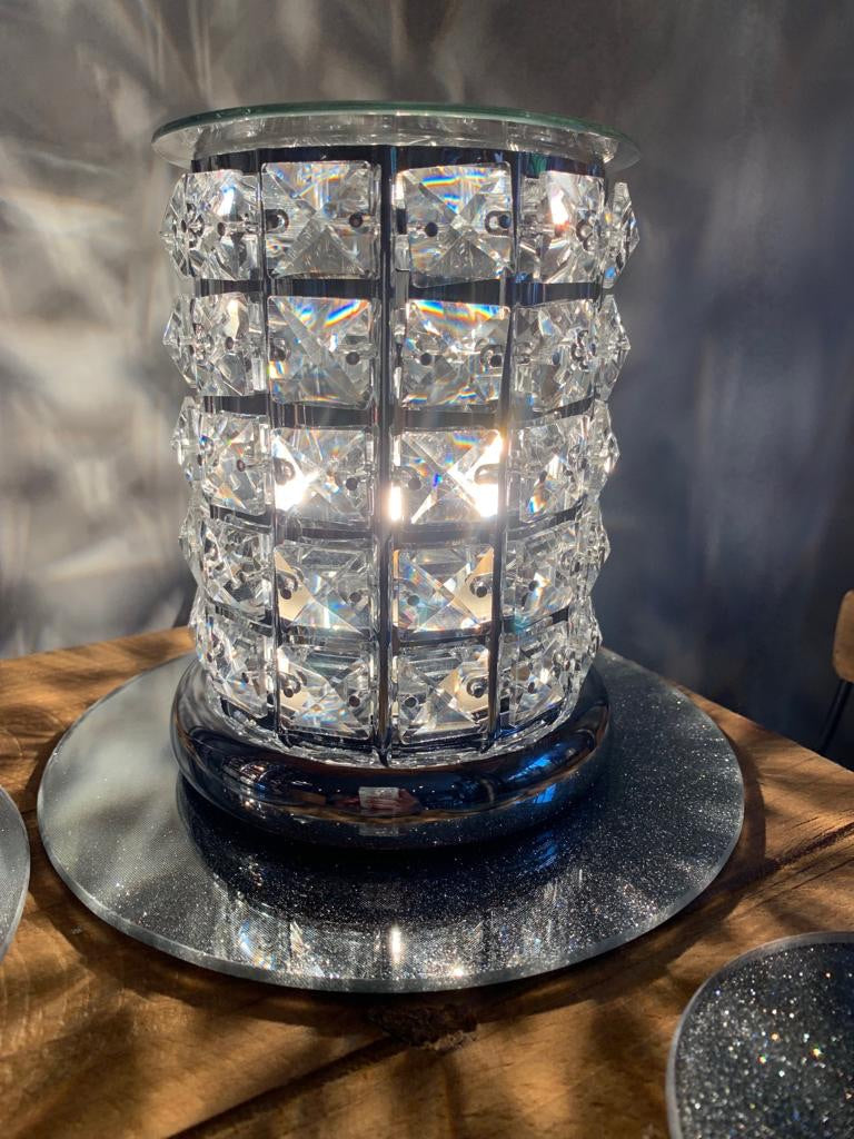 CRYSTAL WAX BURNER