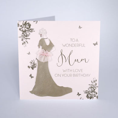 TO A WONDERFUL MUM