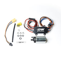 DeatschWerks 16+ Chevy Camaro 440lph In-Tank Brushless Fuel Pump w/9-0902 Instl kit/C102 Controller