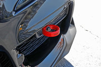 Perrin 2020 Toyota Supra Tow Hook Kit (Front) - Red