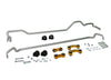Whiteline 02-03 Subaru Impreza WRX Front & Rear Sway Bar Kit
