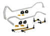 Whiteline 08-09 Pontiac G8 / G8 GT (Incl. 2009 G8 GXP) Front & Rear Sway Bar Kit
