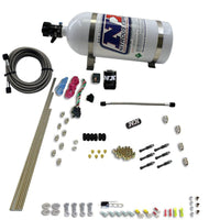 Nitrous Express 6 Cyl Dry Direct Port Nitrous Kit w/ 10lb Bottle