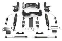 Fabtech 16-19 Toyota Tundra TRD PRO 4WD 4in Perf. System w/DL 2.5 Resi Coilovers & Rear DL Shocks