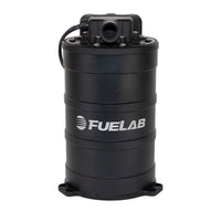 Fuelab High Efficiency 235mm Tall Fuel Surge Tank System 1500 HP Twin Screw Pump