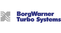 BorgWarner Turbocharger S S410SX CAT A/R 1.32