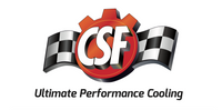 CSF Universal Dual-Pass Oil Cooler - M22 x 1.5 - 13in L x 4.75in H x 2.16in W