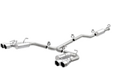 MagnaFlow Street Cat-Back Exhaust w/Polished Tips 18-19 Toyota Camry XSE XLE 3.5L