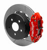 Wilwood Superlite 4R 14in Red Rear Brake Kit SRP w/Lines 18+ Jeep Wrangler JL