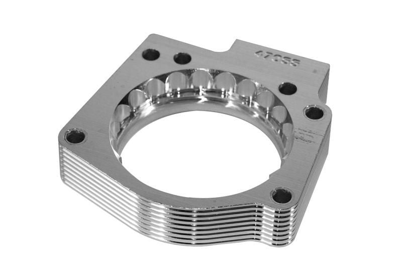 aFe 2000-2004 Toyota Tundra/ 2001-2004 Toyota Sequoia V8 4.7L Silver Bullet Throttle Body Spacer