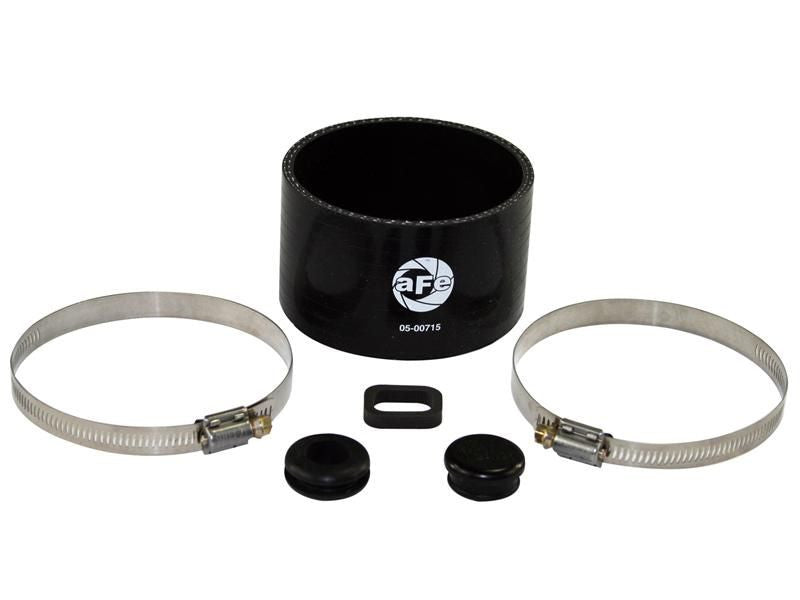 aFe MagnumFORCE Cold Air Intake System Tube Upgrade Soft Part Package for XX-10932 (Includes Straight Coupling/ Air Intake Plug)
