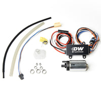 DeatschWerks 03-13 Chevy Corvette 440lph InTank Brushless Fuel Pump w/9-0909 Instl kit/C102 Contrllr
