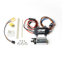 DeatschWerks DW440 440lph Brushless Fuel Pump Single/Dual Controller & Install 11-14 Ford Mustang GT