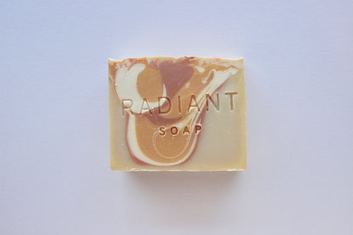 Oatmeal, Milk, & Honey Cold Process Soap - Cold Process Soap - Radiant Soap