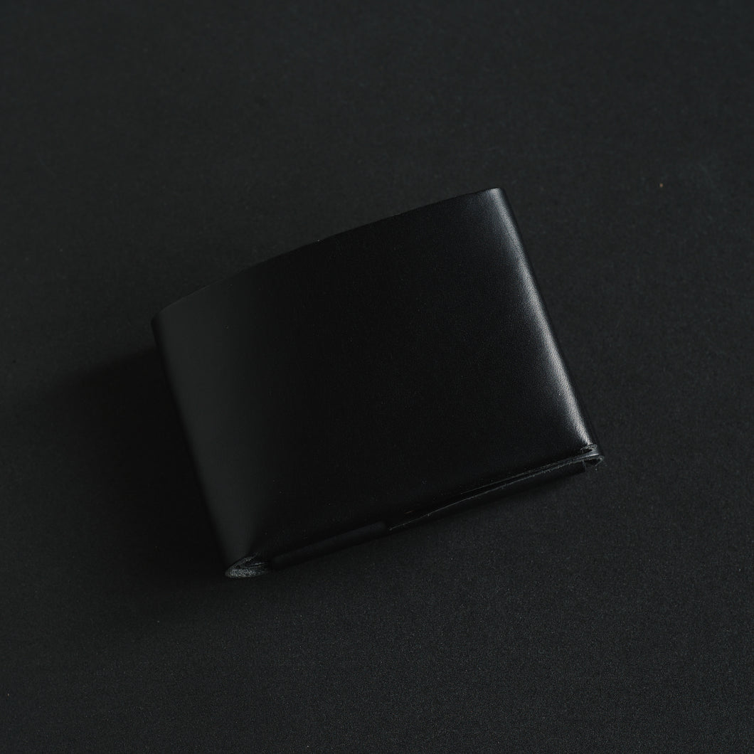 Stitchless Wallet  - Black Color