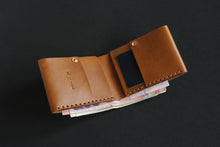 Stitchless Wallet  - Sand Color