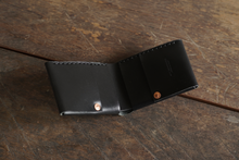 Stitchless Wallet - Black