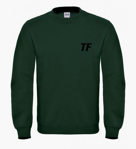 Bottle Green TF Sweatshirt
