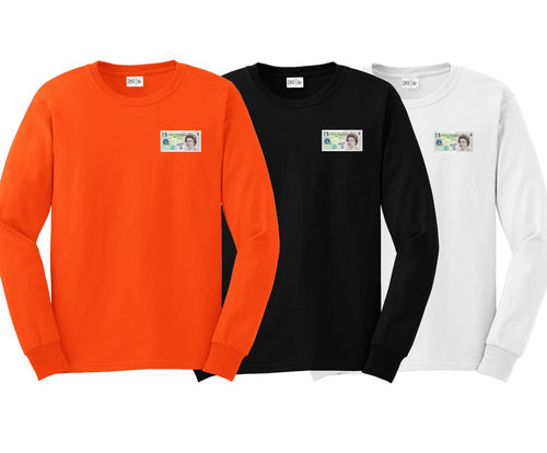 Fiver Long Sleeve T-Shirt