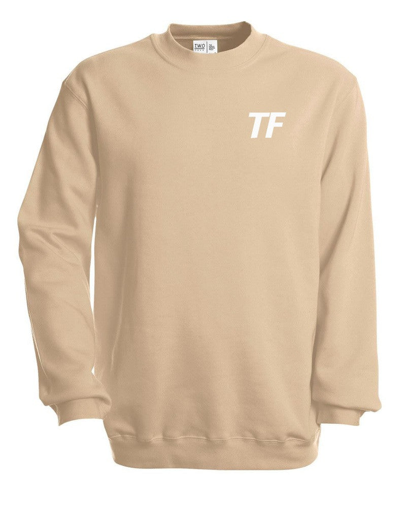 Cream TF Sweatshirt