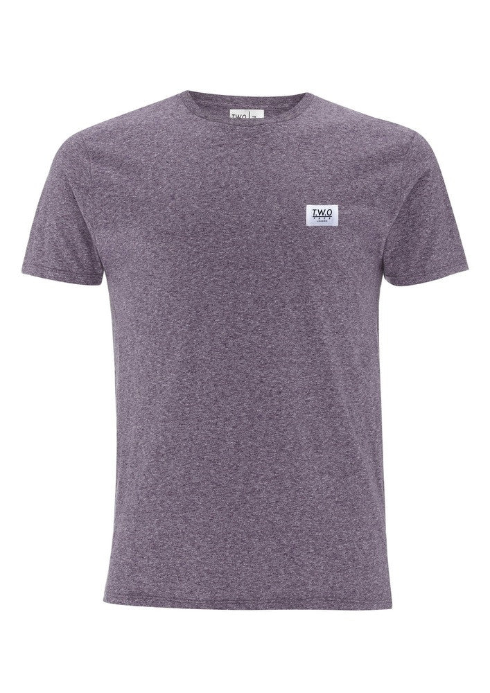Twist Tee Purple