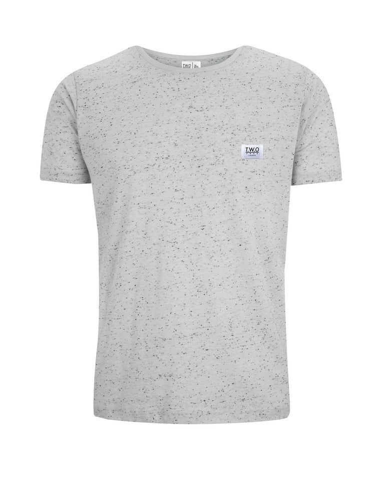 Grey Speckle Tee