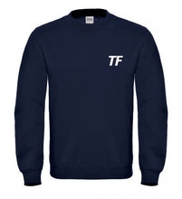 Navy TF Sweatshirt