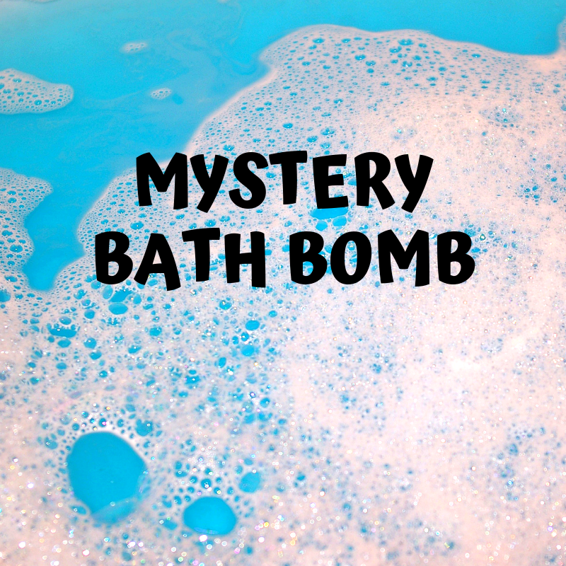 Mystery Bath Fizzy - Velvet Crown Boutique