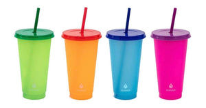 Set of Color Changing Cups