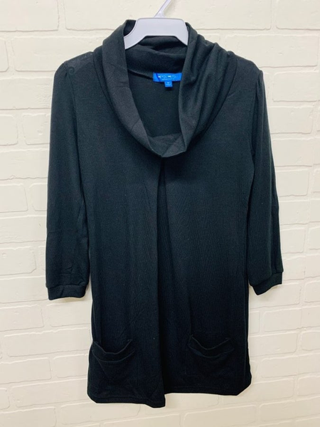 Book Smart Cowl Neck Top