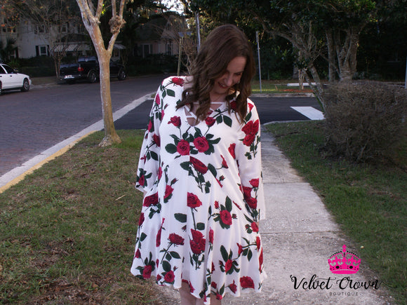 Everything's Coming Up Roses - Velvet Crown Boutique