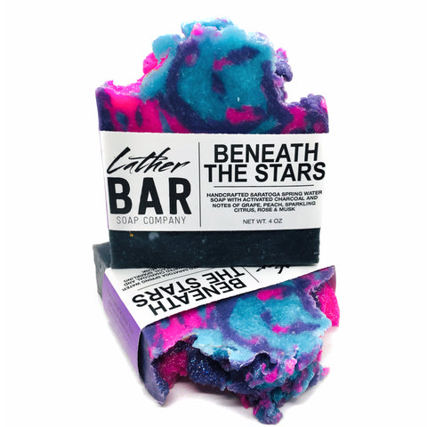Beneath the Stars Soap - Velvet Crown Boutique