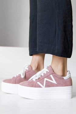 Mim Shoes Joy Division Rosa