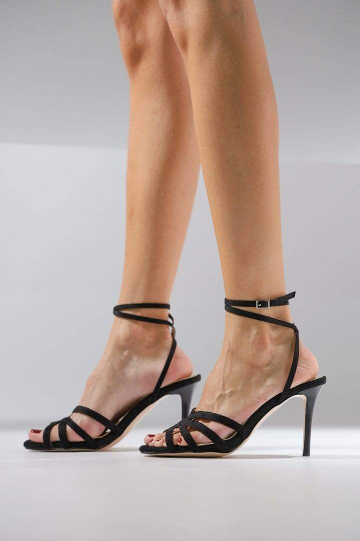 Mim Shoes Sandalia Dry Martini Negro