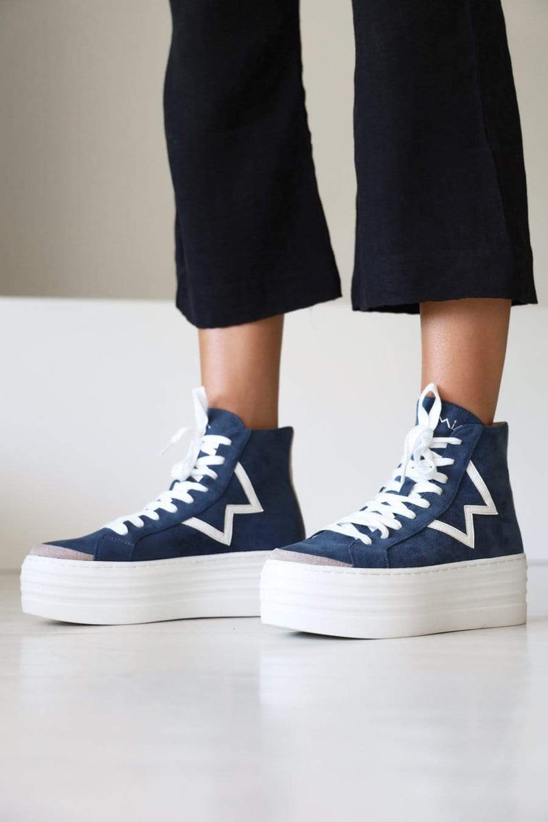 Mim Shoes Street Fighter Azul
