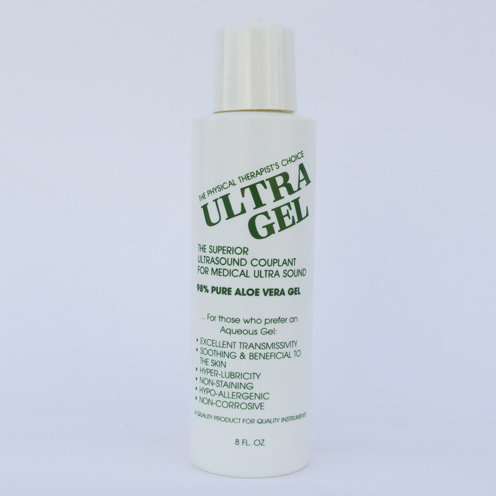 Ultra-Gel Ultrasound Couplant with Aloe Vera & Vitamins A-D-E