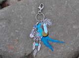 Bohemian Lucky Key Chains