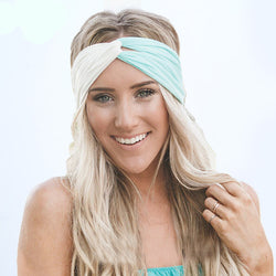 Yoga Twist Headband