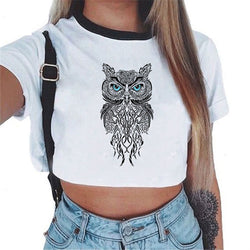 Wisdom Of The Owl Top