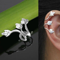 Fairy Leaf Ear Cuff